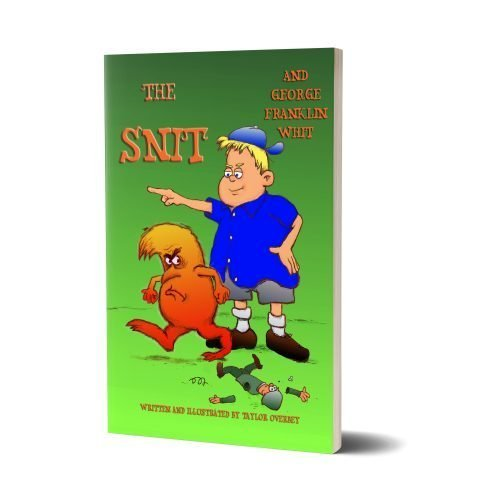 The Snit_Cover Mockup 500×500