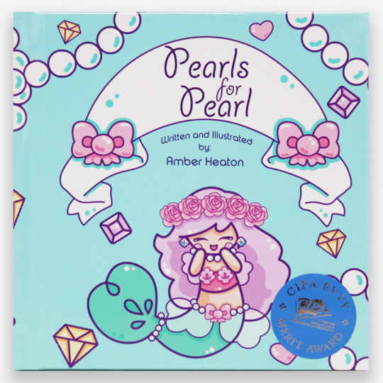 Pearls for Pearl by Amber Heaton