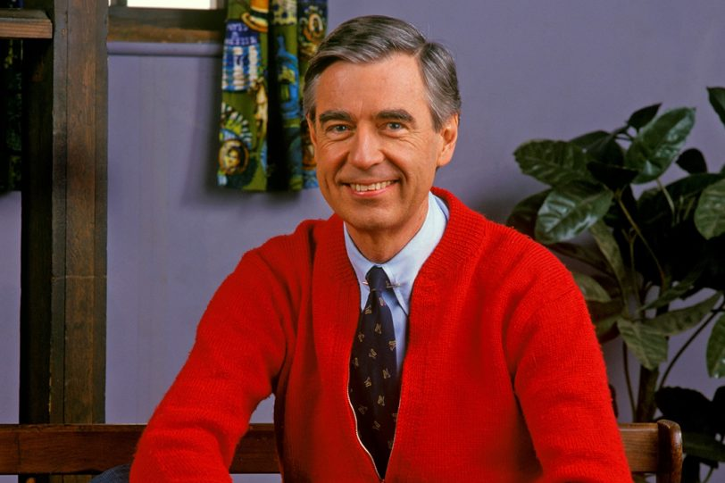 Mr. Rogers, Leading the Way
