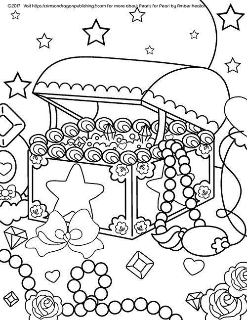Pearls Treasure Box