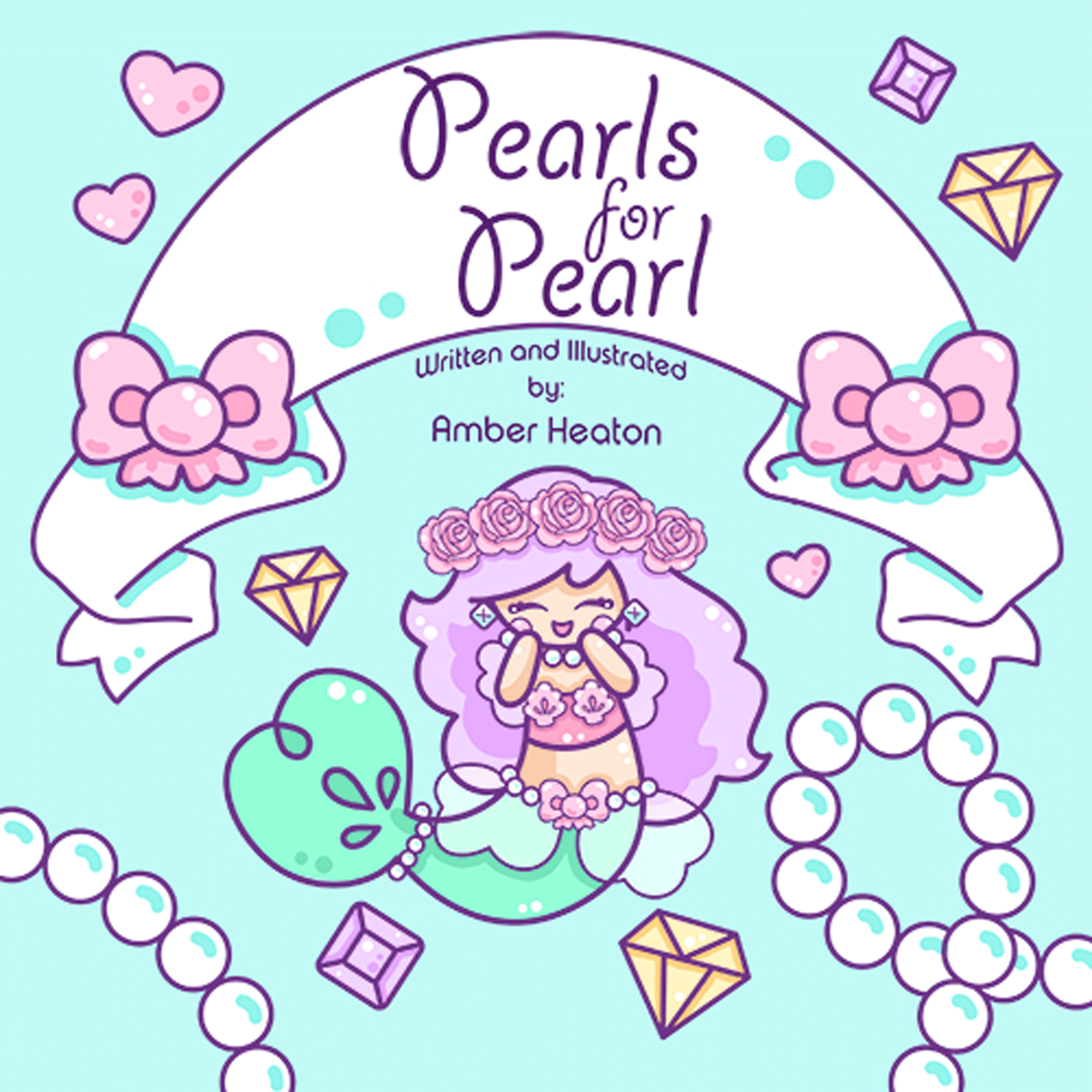 Press Release: Pearls for Pearl by Amber Heaton