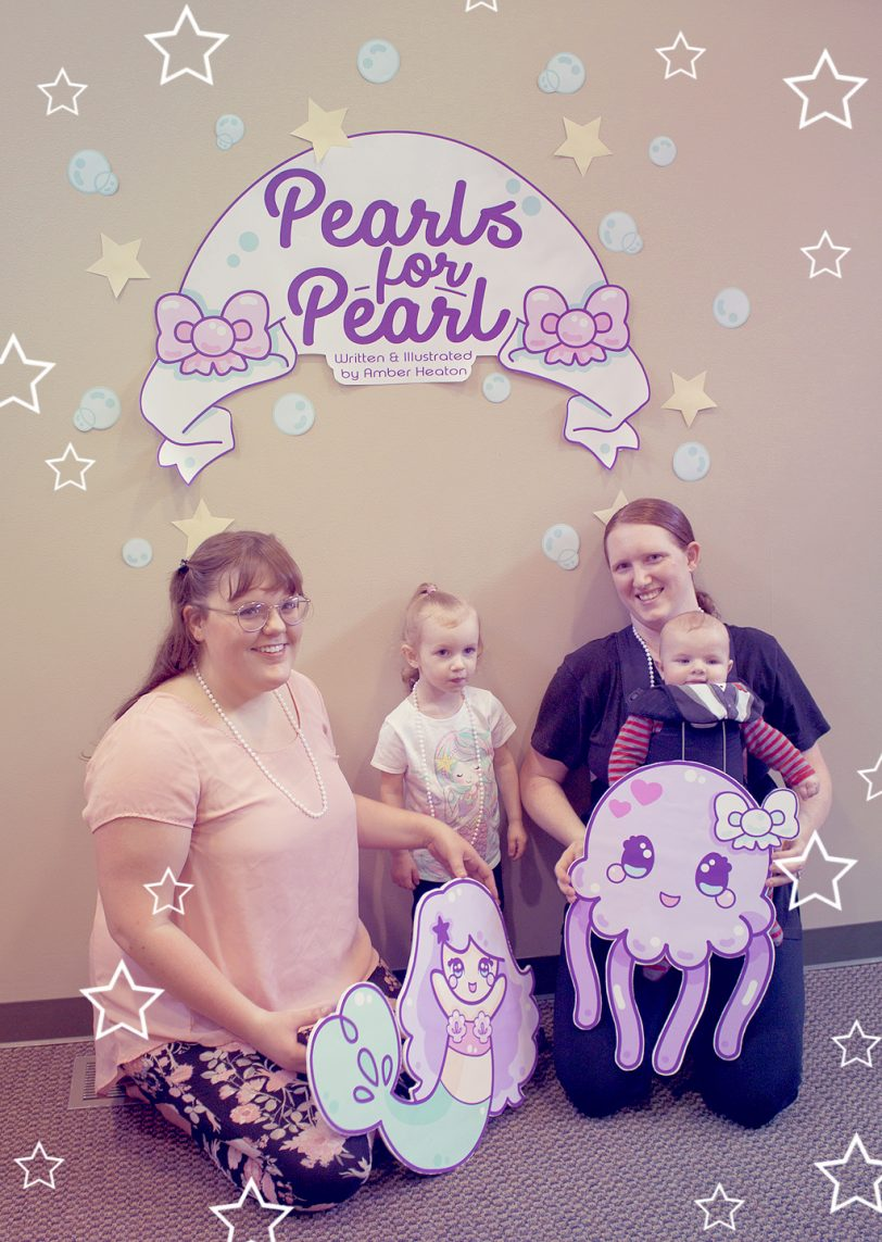Pearl's Book Launch Pictures